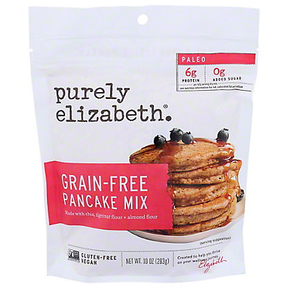 Purely Elizabeth Grain Free Pancake Mix, 10 oz