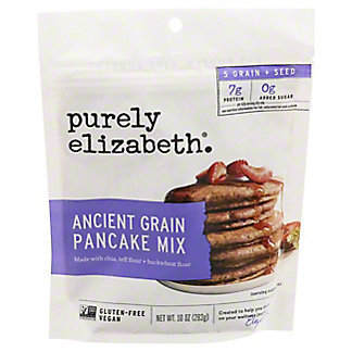 Purely Elizabeth Ancient Grain Pancake Mix, 10 oz