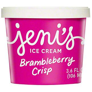 Jeni's Street Treat Brambleberry Crisp, 3.6 oz