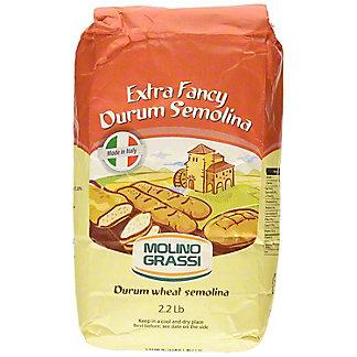 Molino Grassi Extra Fancy Durum Semolina, 2.2 lb