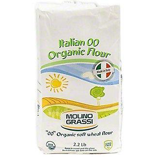 Molino Grassi 00 Organic All Purpose Flour, 2.2 lb