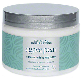 Natural Inspirations Agave Pear Body Butter, 12 oz