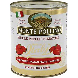 Monte Pollino Whole Peeled Tomatoes, 28 oz