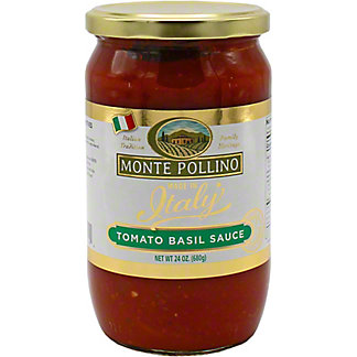 Monte Pollino Tomato Basil Pasta Sauce, 24.00 oz