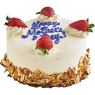 Central Market Happy Mother's day Strawberry Shortcake, 6 inch
