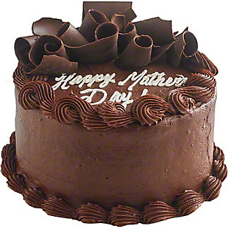Central Market Happy Mother's Day Anthony's Chocolate Mousse Cake, 6 Inch