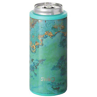 Swig Skinny Can Copper Patina, 12 oz