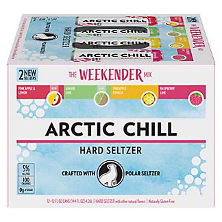 Arctic Summer Weekender Mix, Cans, 12 pk, 12 fl oz ea