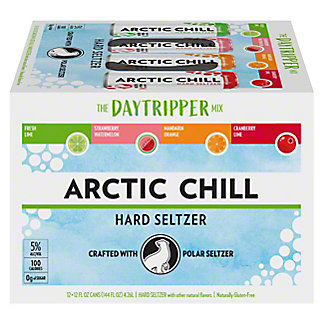 Arctic Summer Daytripper Mix, Cans, 12 pk, 12 fl oz ea