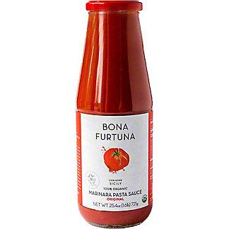 Bona Furtuna Organic Original Marinara Pasta Sauce, 25.4 oz
