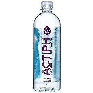 Actiph AlkalineIonized Water, 1 L