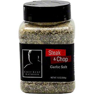 Chef Kent Rathbun Steak And Chop Garlic Salt, 12 oz
