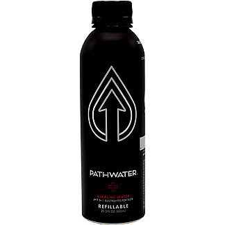Pathwater Alkaline Water With Specialty Electrolytes, 20.3 oz