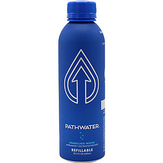 Pathwater Sparkling Water With Added Electrolytes, 20.3 oz