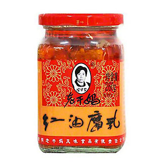 Lao Gan Ma Beancurd Chili Oil, 60 gr