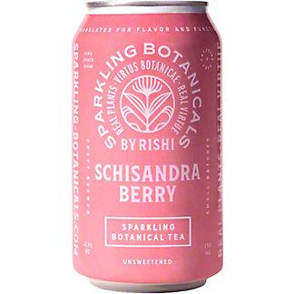 Sparkling Botanicals Schisandra Berry, 12 fl oz
