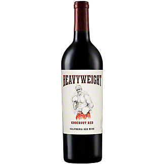 Heavyweight Knockout Red, 750 ml