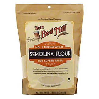 Bobs Red Mill Semolina Pasta Flour, 24 oz