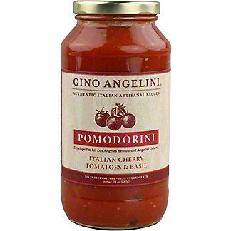 Gino Angelini Pomodorini Sauce, 24 oz