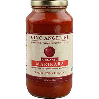 Gino Angelini Marinara Sauce, 24 oz