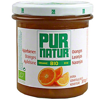 Pur Natur Organic Orange Jam, 13 oz