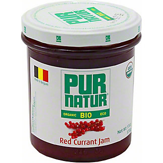 Pur Natur Organic Red Currant Jam, 13 oz