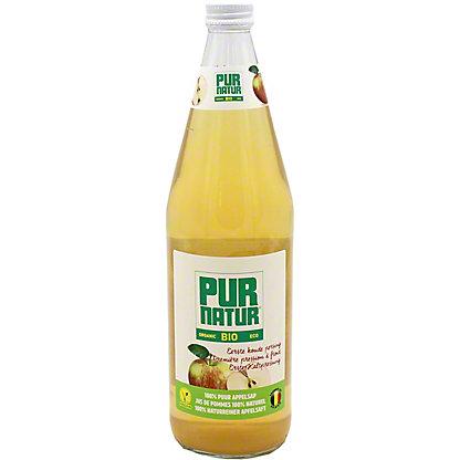 Pur Natur 100% Organic Apple Juice, ea