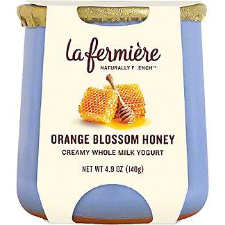 La Fermiere Orange Blossom Honey Yogurt, 4.9 oz
