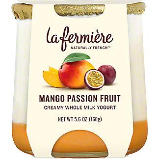 La Fermiere Mango Passion Fruit Yogurt, 5.6 oz