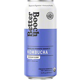 Better Booch Kombucha Morning Glory, 16 fl oz