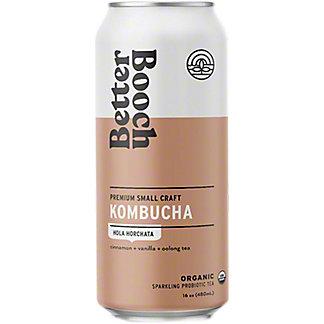 Better Booch Hola HorchataKombucha, 16 fl oz
