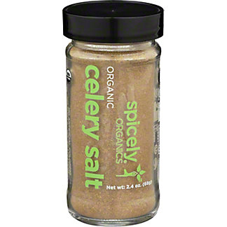 Spicely Organic Celery Salt, 2.4 oz