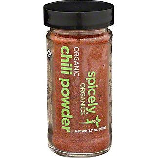 Spicely Organic Chili Powder, 1.7 oz