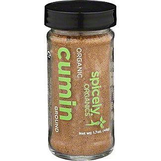 Spicely Organic Cumin Ground, 1.7 oz