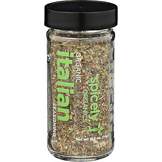 Spicely Organic Italian Seasoning, 0.5 oz