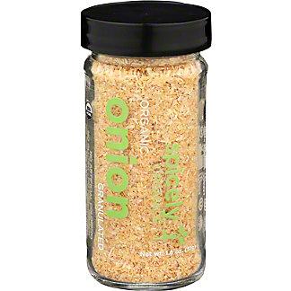 Spicely Organic Onion Granulates, 1.8 oz