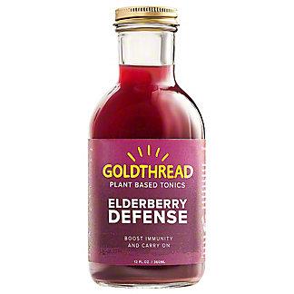 Goldthread Tonic Elderberry, 12 fl oz