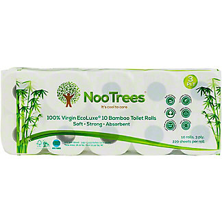 Noo tree Toilet Tissue , 10 ct