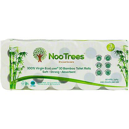 Noo tree Toilet Tissue, 10 ct