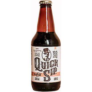 Quick Sip Texican Cold Brew Coffee, 10.5 fl oz