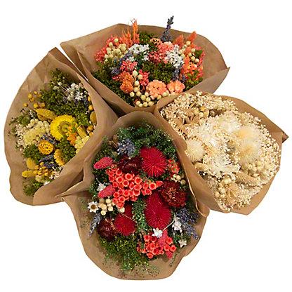 Central Market Dried Fantasy Bouquet, ea