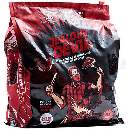 Jealous Devil XL Lump Charcoal, 8 lb
