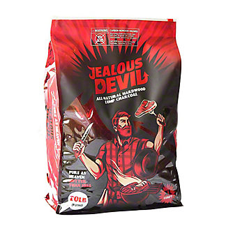Jealous Devil XL Lump Charcoal, 10 lb