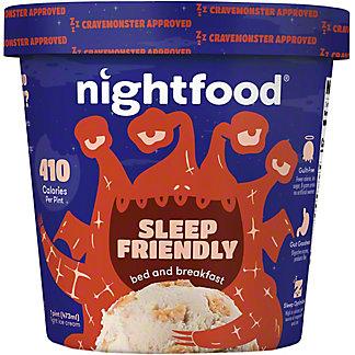 Nightfood Ice Cream Bed And Breakfast, 1 pt