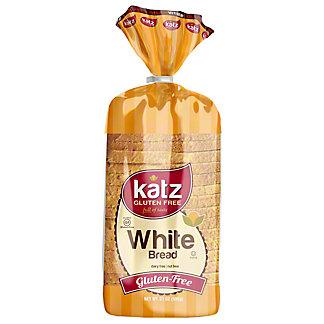 Katz Gluten Free Bread White, 21 oz