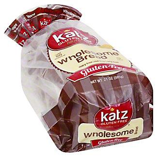 Katz Gluten Free Bread Wholesome, 21 oz