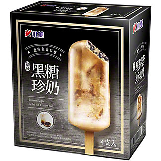 I Mei Brown Sugar Boba Ice Cream Bar, 11.29 oz