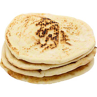 Central Market Pita Bread, 4 ct