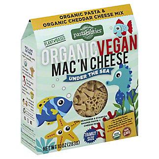 Pastabilities Vegan Organic Mac 'N Cheese Under The Sea, 10 oz