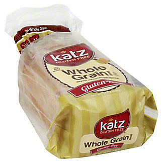 Katz Gluten Free Whole Grain Bread, 21 oz